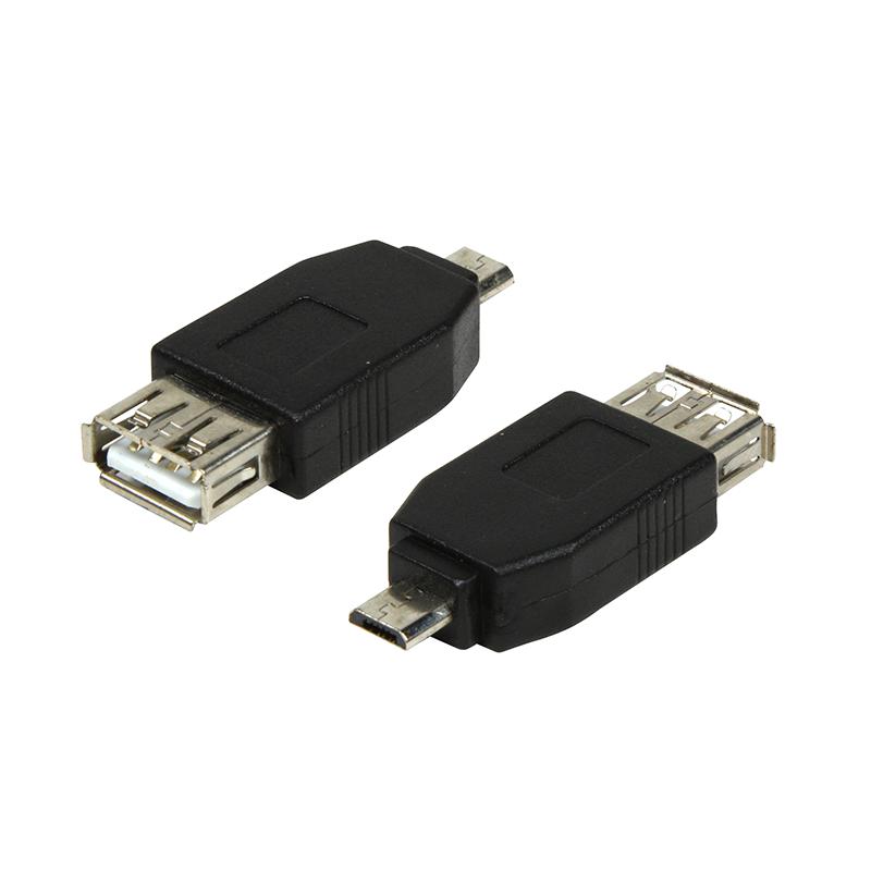 Usb A Stecker : logilink produkt adapter usb 2 0 micro b stecker auf usb 2 0 a buchse ~ Watch28wear.com Haus und Dekorationen