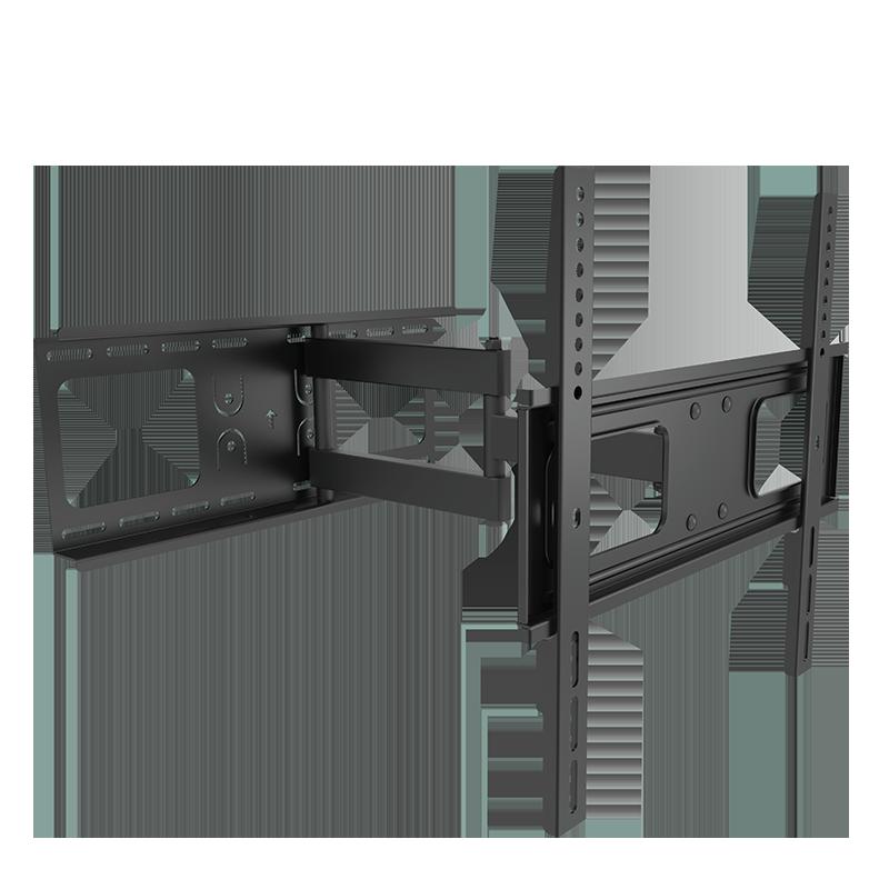 logilink produkt tv wandhalterung neigbar 20 10 schwenkbar 90 90 drehbar 3 3 32. Black Bedroom Furniture Sets. Home Design Ideas