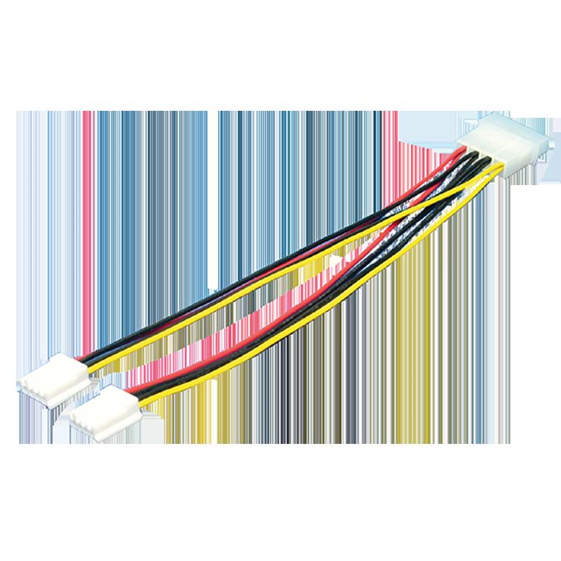 LogiLink :: Produkt Y-Stromkabel 1x 5,25 Stecker -> 2x 3,5 Buchse 0 ...
