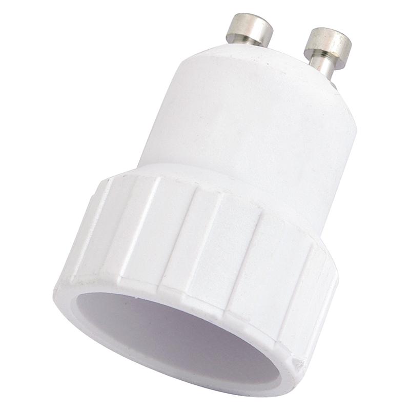 logilink produkt lampensockel adapter gu10 auf e14. Black Bedroom Furniture Sets. Home Design Ideas