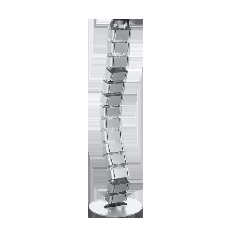 LogiLink :: Produkt Flexibler Kabelkanal für den Schreibtisch, 800 x ...
