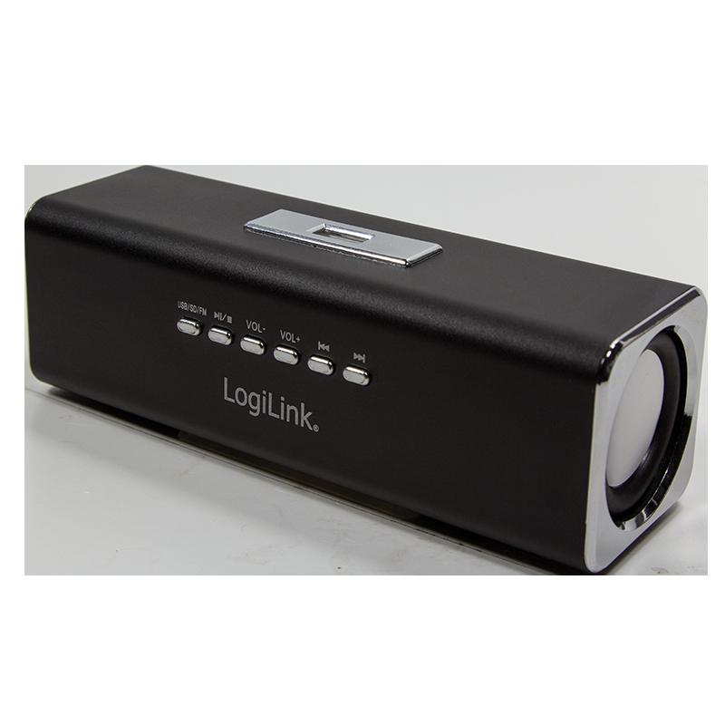 Soundbox Mit Radio : logilink produkt discolady soundbox mit mp3 player und ~ Kayakingforconservation.com Haus und Dekorationen
