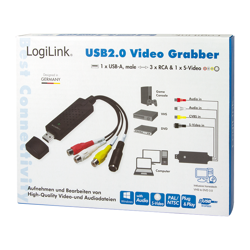 Logilink produkt usb 20 audio and video grabber 07092018 packaging image 800 png publicscrutiny Choice Image